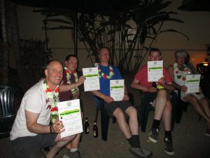 Celebrations and certificates